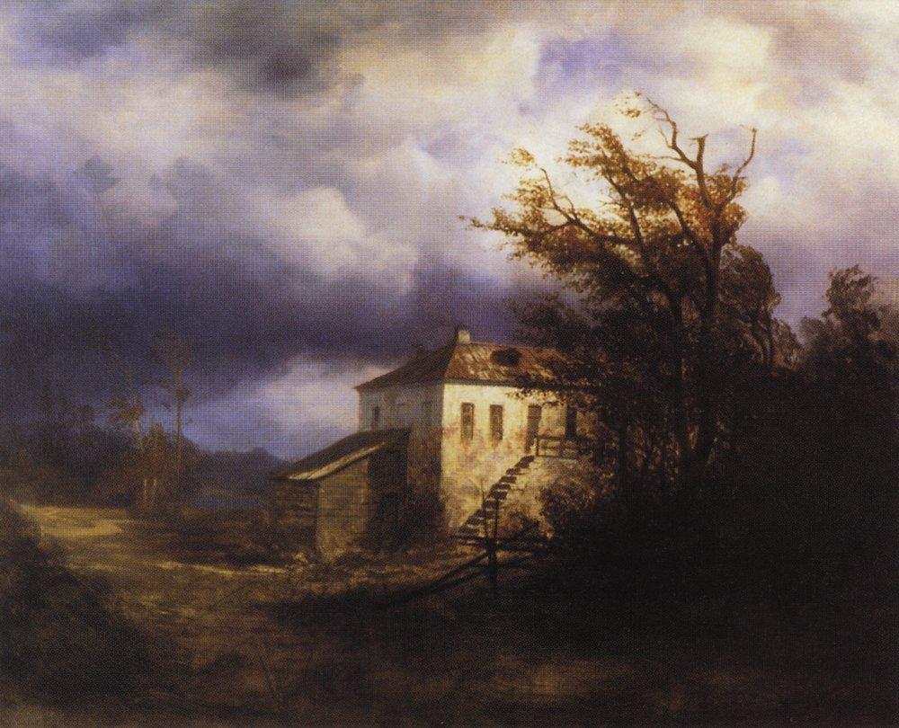 Before the Storm - Aleksey Savrasov