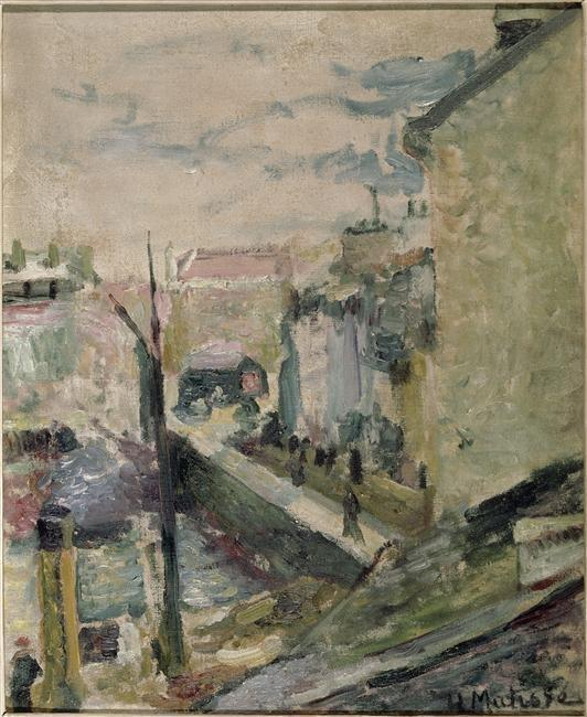 Belle Ile - Henri Matisse