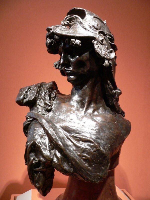 Bellona  - Auguste Rodin
