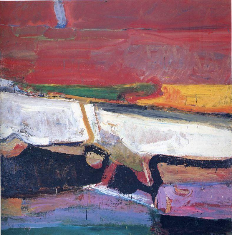 Berkeley No. 59 - Richard Diebenkorn