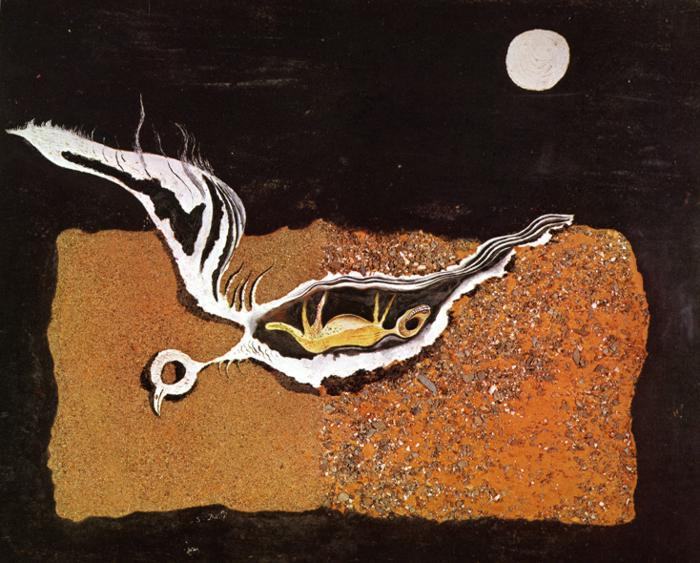 Bird - Salvador Dali