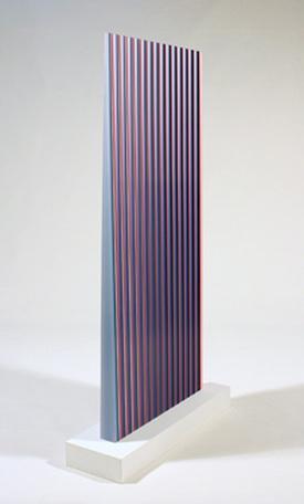 Black Pink Blue Wedge - Eric Zammitt