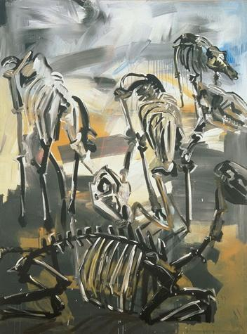 Black Rationality - Albert Oehlen
