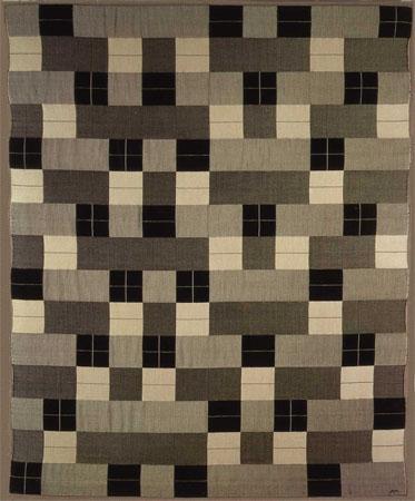 Black-White-Gray - Anni Albers