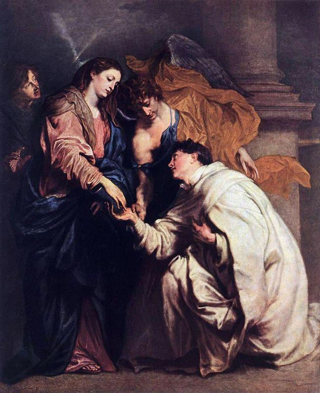 Blessed Joseph Hermann - Anthony van Dyck