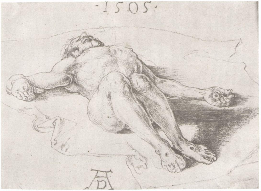 Body of Christ ' - Albrecht Durer