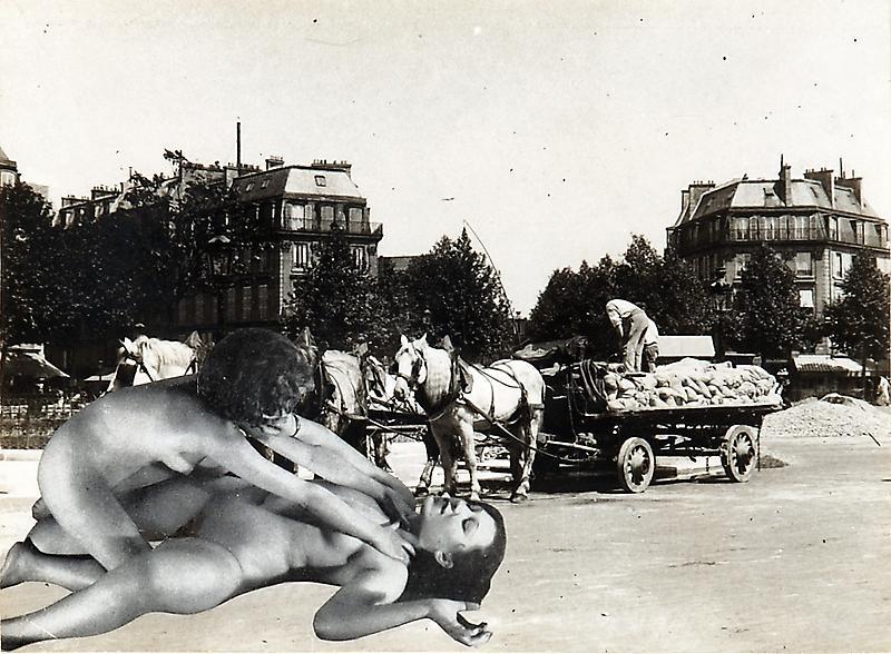 Bonjour Paris  - Georges Hugnet