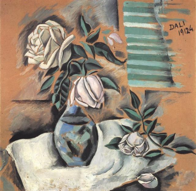 Bouquet (L'Important c'est la Rose) - Salvador Dali