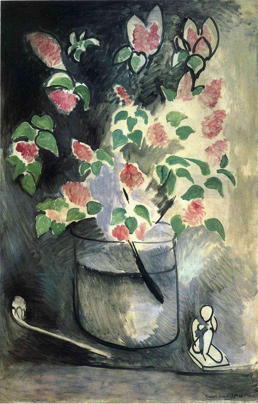 Branch of Lillacs - Henri Matisse