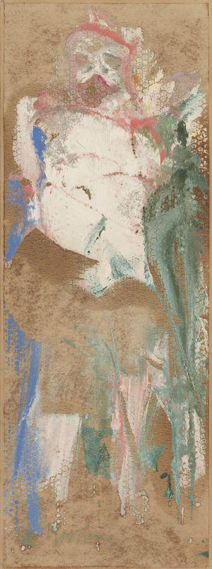Brooding Woman - Willem de Kooning