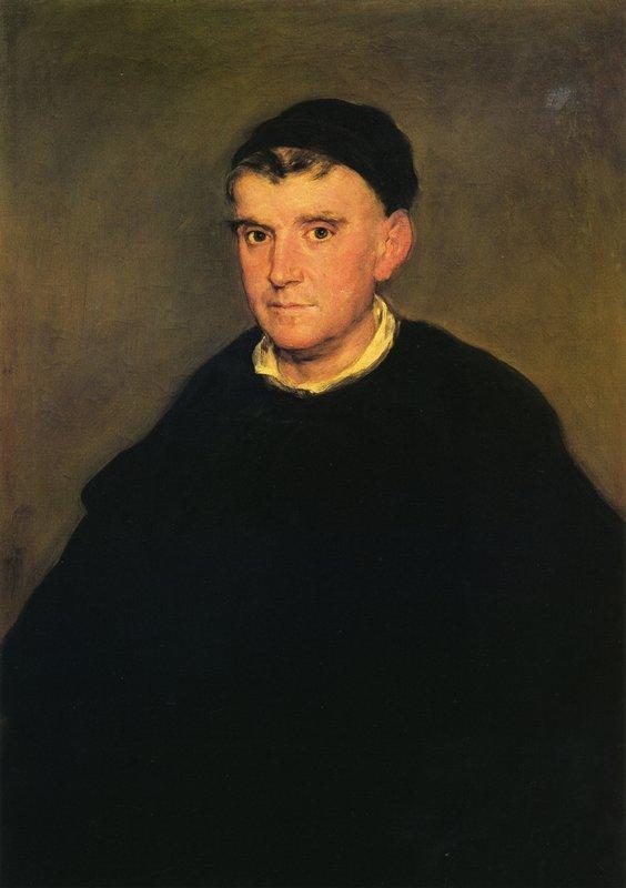 Brother Juan Fernandez de Rojas - Francisco Goya