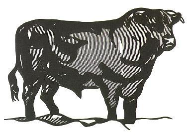 Bull I  - Roy Lichtenstein