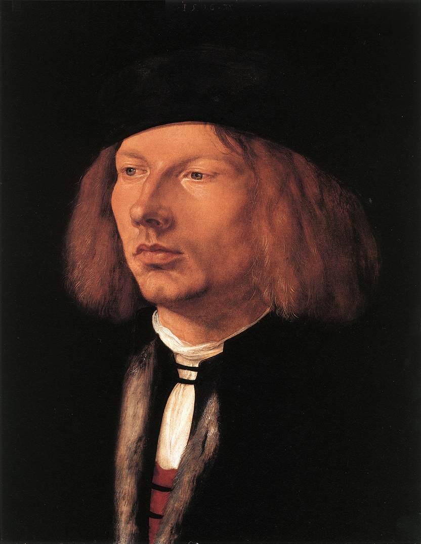 Burkhard of Speyer - Albrecht Durer