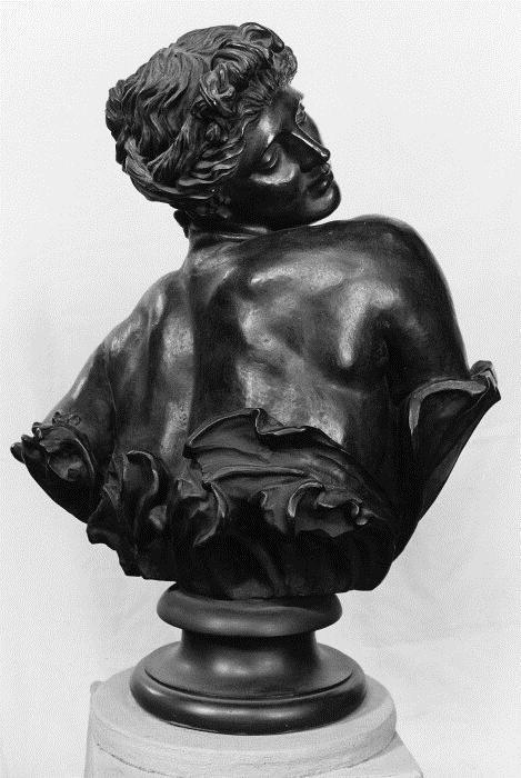 Bust of Clytie - George Frederick Watts