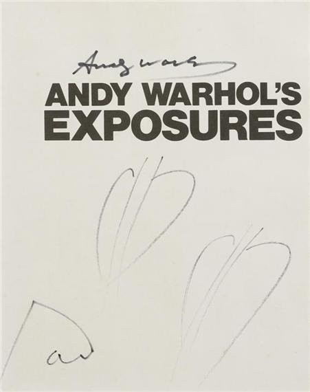 Butterfly Hearths (Andy Warhol's Exposures) - Andy Warhol
