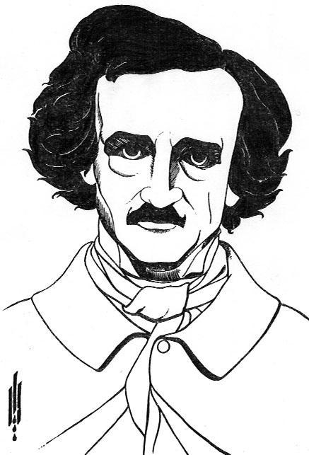 By Edgar Allan Poe - Aubrey Beardsley