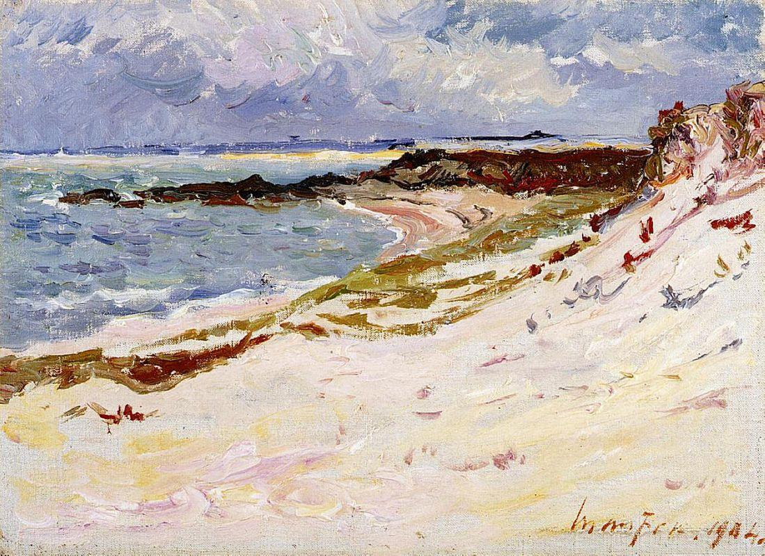 By the Sea - Louis Valtat