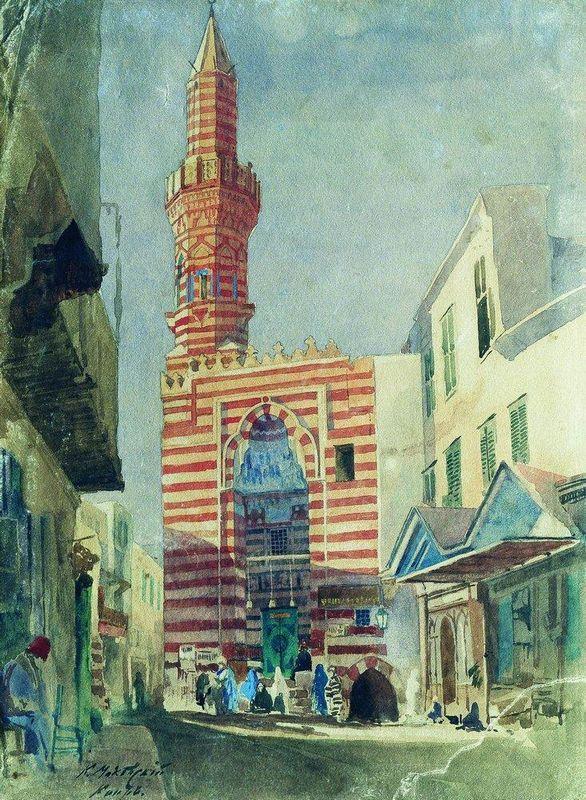Cairo - Konstantin Makovsky