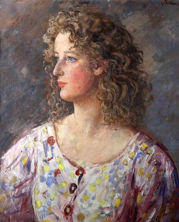 Caitlin - Augustus John