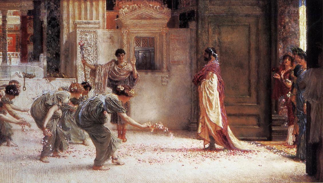 Caracalla - Sir Lawrence Alma-Tadema