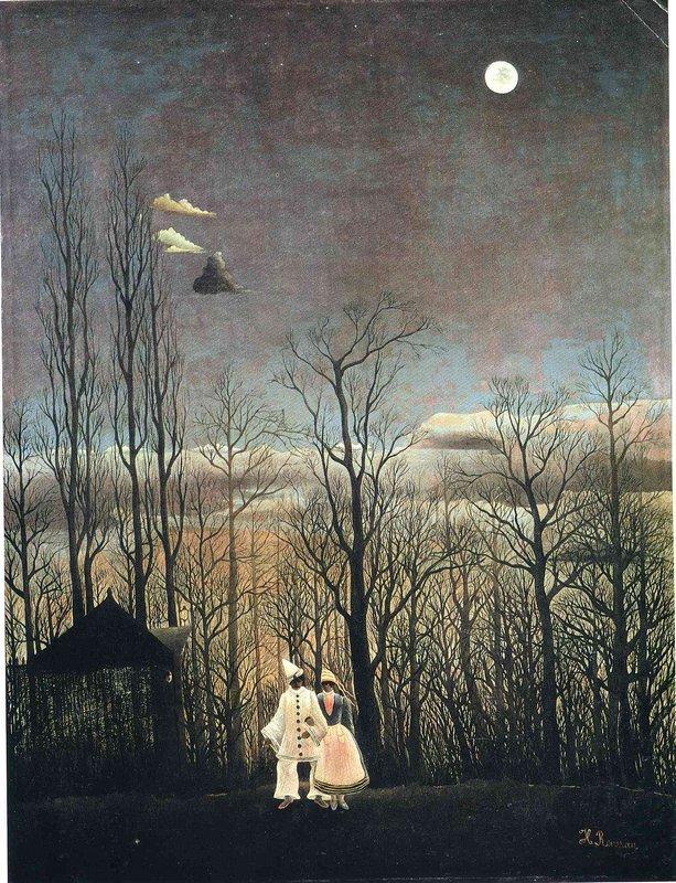 Carnival Evening - Henri Rousseau
