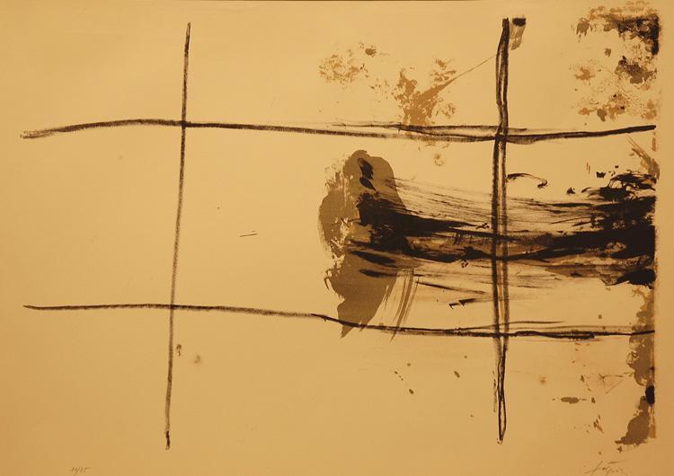 Carres - Antoni Tapies