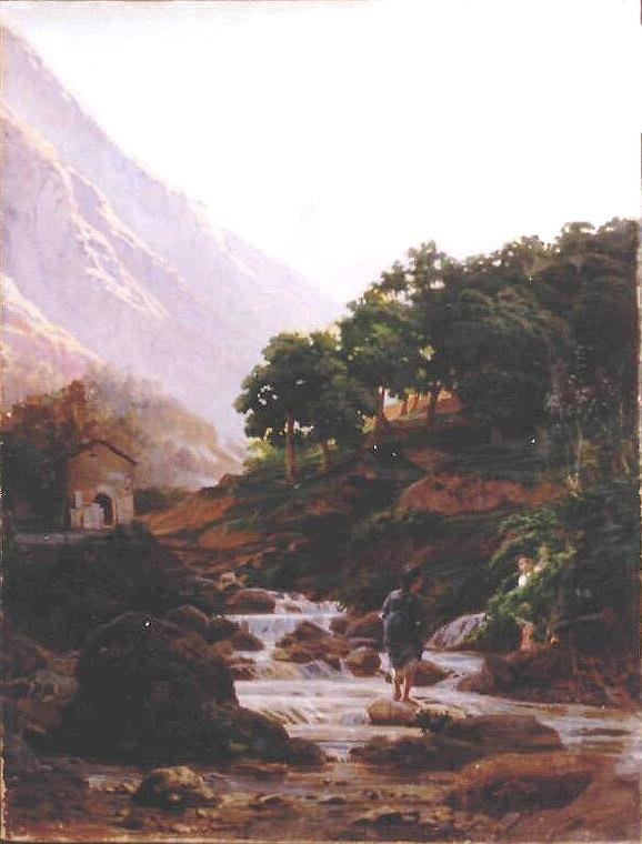 Carrara - Nikolai Ge