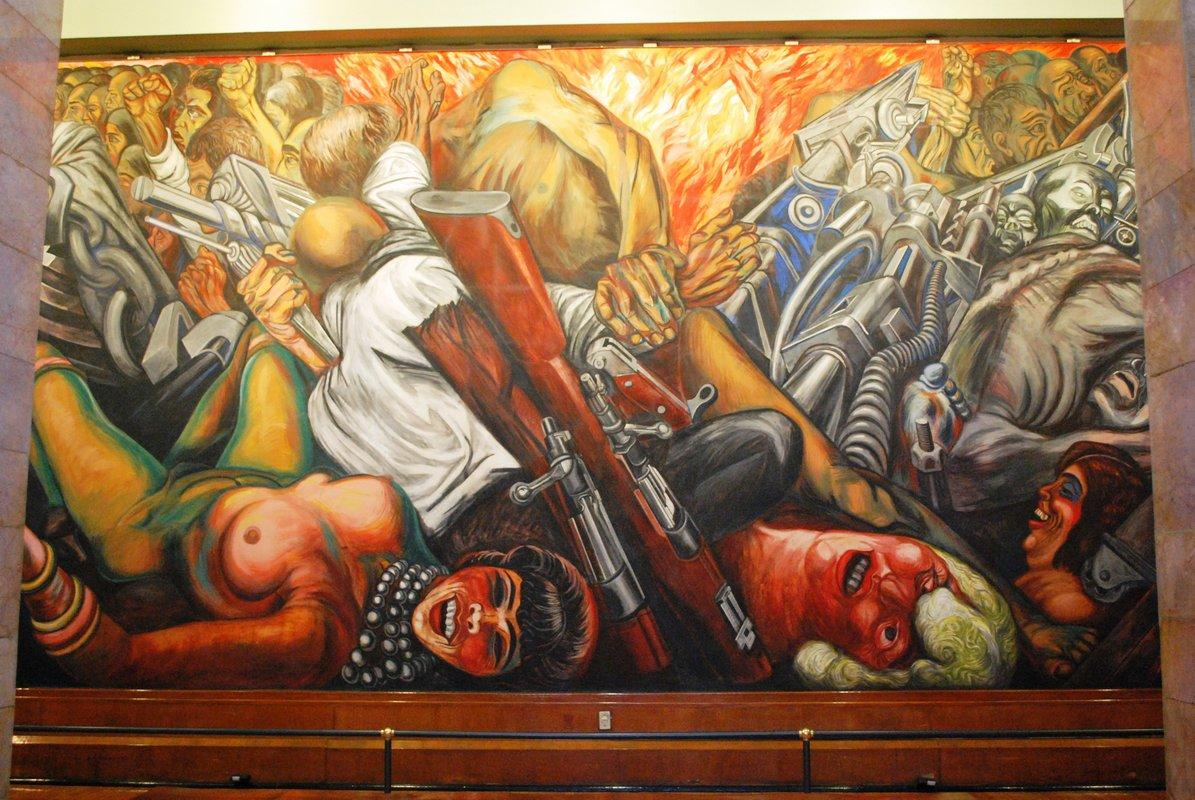 Catharsis - Jose Clemente Orozco