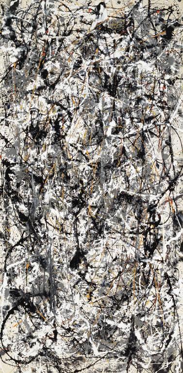 Cathedral - Jackson Pollock