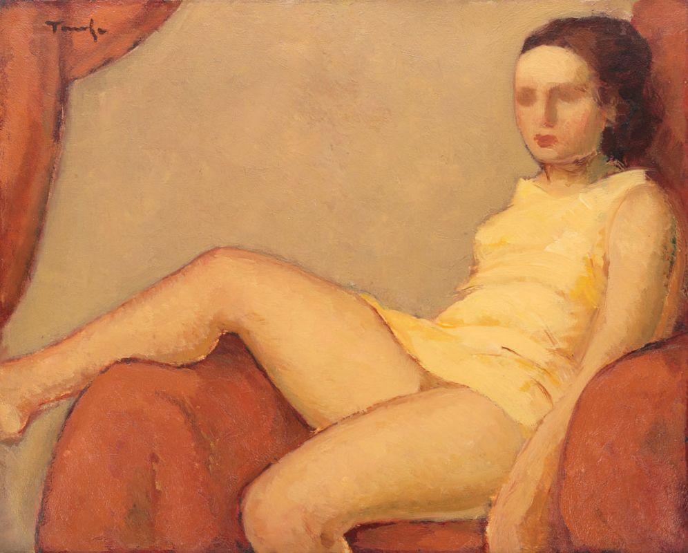 Catrina - Nicolae Tonitza