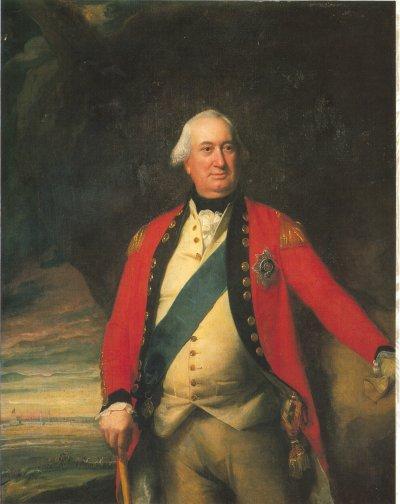 Charles Cornwallis, First Marquis of Cornwallis - John Singleton Copley
