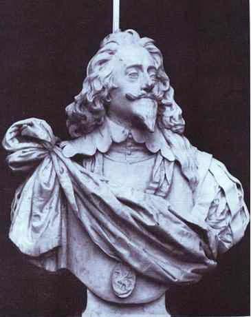 Charles I, King of England - Anthony van Dyck