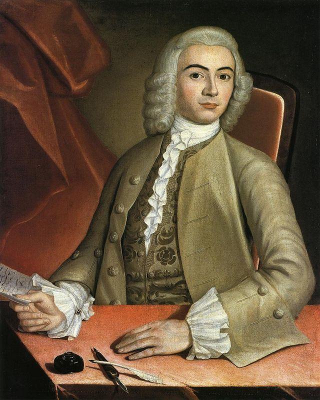 Charles Pelham - John Singleton Copley