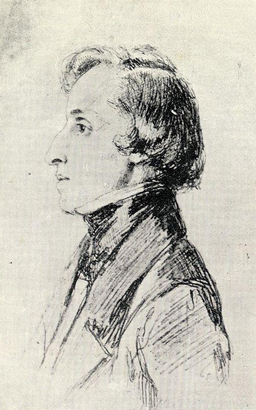 Chopin - Franz Xaver Winterhalter