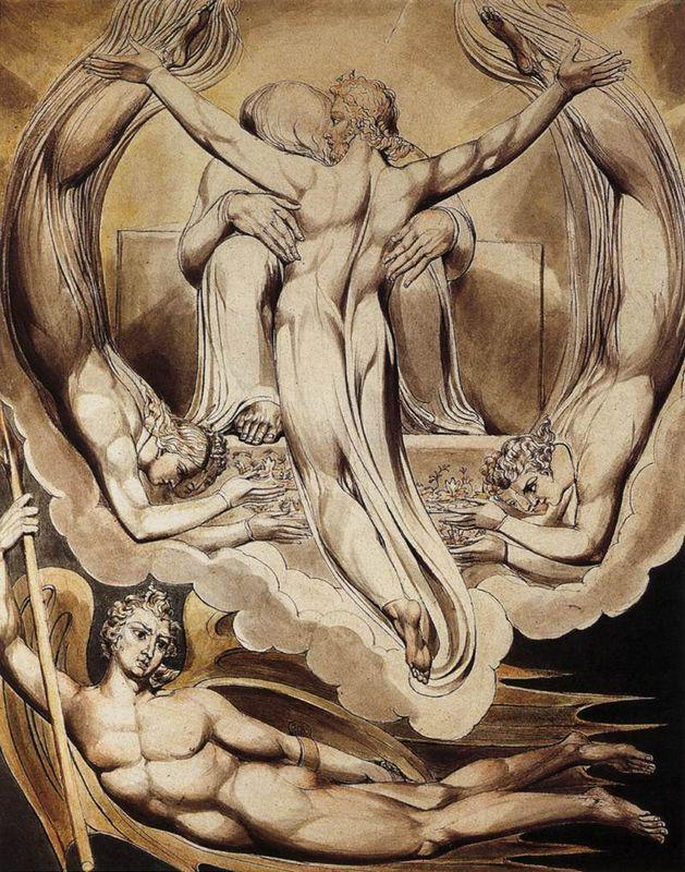 Christ as the Redeemer of Man - William Blake