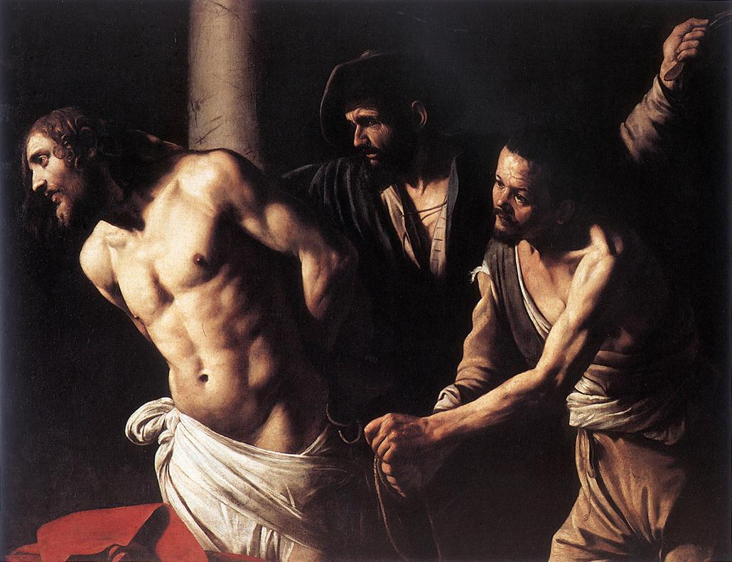 Christ at the Column - Caravaggio