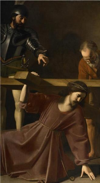 Christ Carrying the Cross - Nicolas Tournier