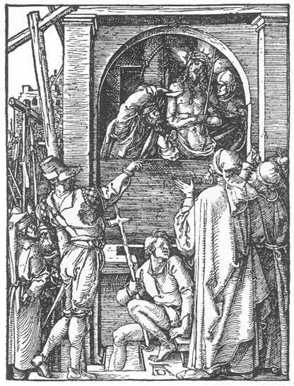 Christ Shown to the People - Albrecht Durer