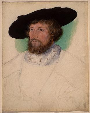 Christian II of Denmark and Norway - Lucas Cranach the Elder