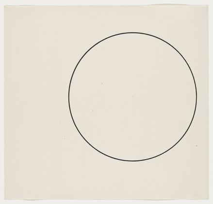 Circle Line  - Ellsworth Kelly