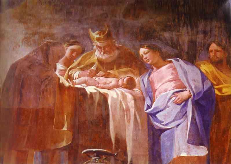 Circumcision - Francisco Goya