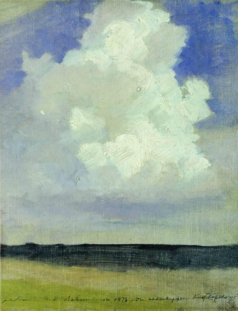 Cloud - Isaac Levitan