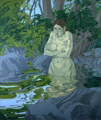 Cold Claudia - Neil Welliver