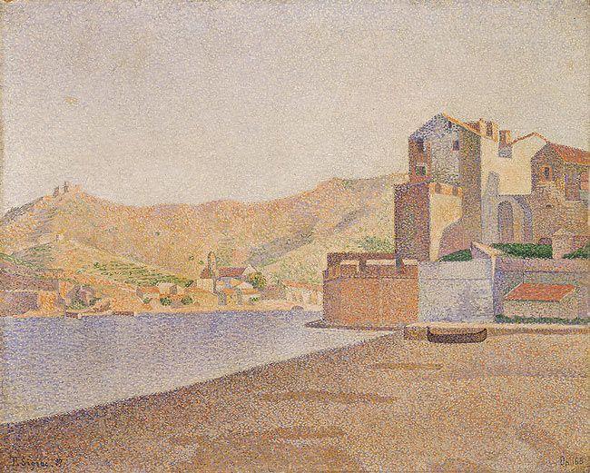 Collioure - Paul Signac