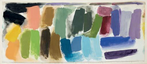 Color Test - Friedel Dzubas