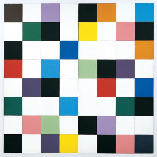 Colors for a Large Wall - Ellsworth Kelly