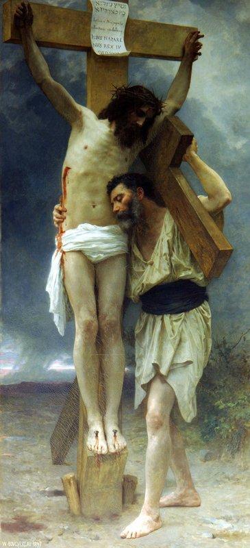 Compassion - William-Adolphe Bouguereau