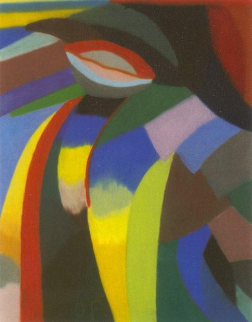 Composition - Otto Freundlich