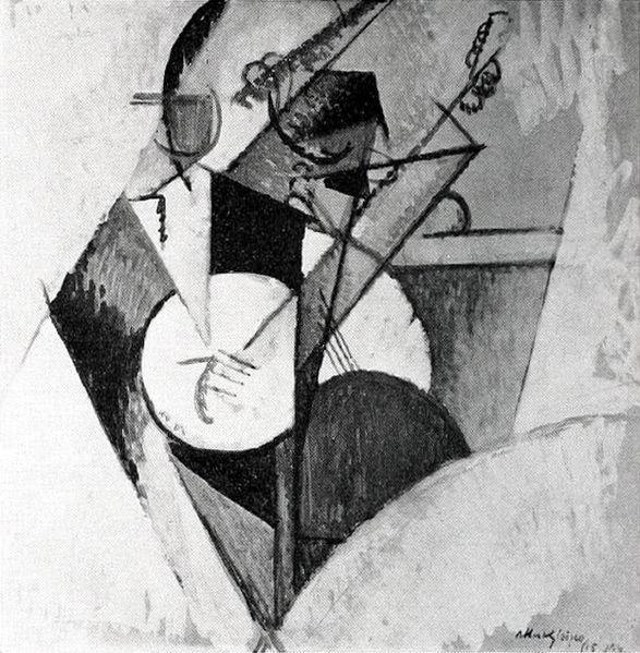 Composition (For Jazz) - Albert Gleizes
