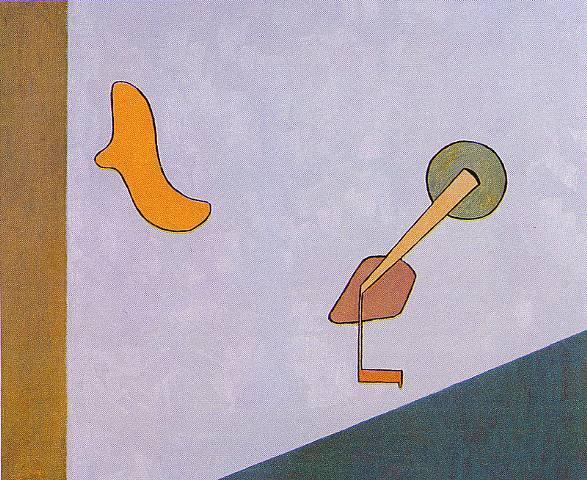 Composition I - Gene Davis
